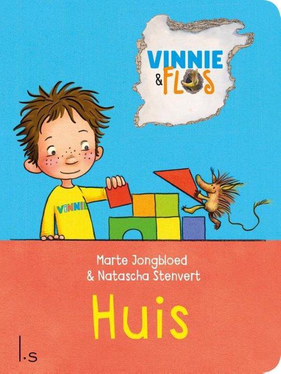 Vinnie & Flos - Huis - Marte Jongbloed pdf epub
