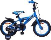 Amigo Bmx Turbo - Kinderfiets 14 Inch - Jongens - Blauw