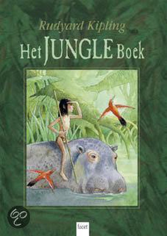 Het Jungleboek - Rudyard Kipling | Readingchampions.org.uk