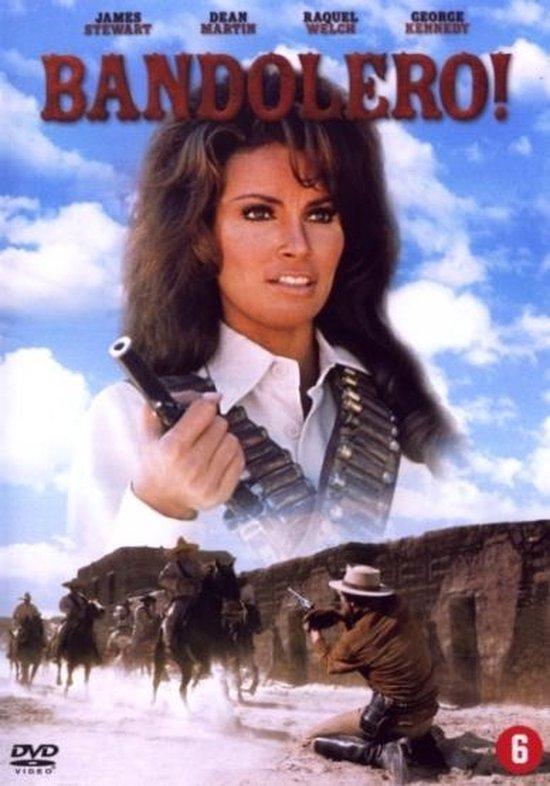 Cover van de film 'Bandolero!'