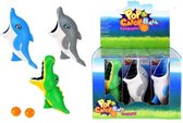 Shooter Dolphin/Crocodile 3-Ass. [12Pcs. In Db] XX