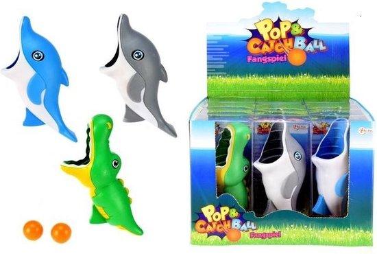 Shooter Dolphin/Crocodile 3-Ass. [12Pcs. In Db] XX