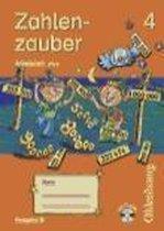 Zahlenzauber D 4 Arb. plus mit CD-ROM