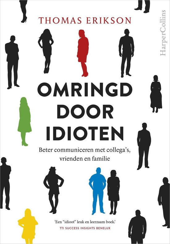 Omringd door idioten - Thomas Erikson pdf epub
