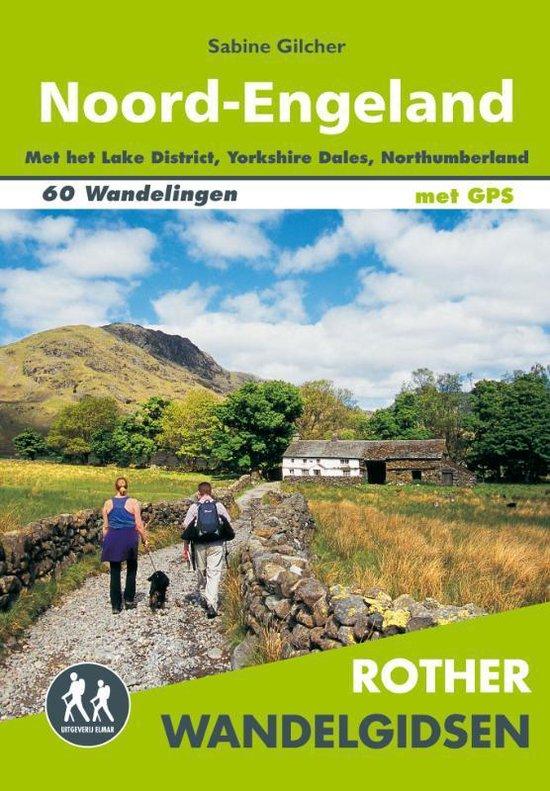 Rother Wandelgidsen - Noord-Engeland - Sabine Gilcher pdf epub