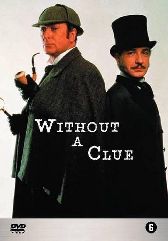 Cover van de film 'Sherlock Holmes - Without A Clue'