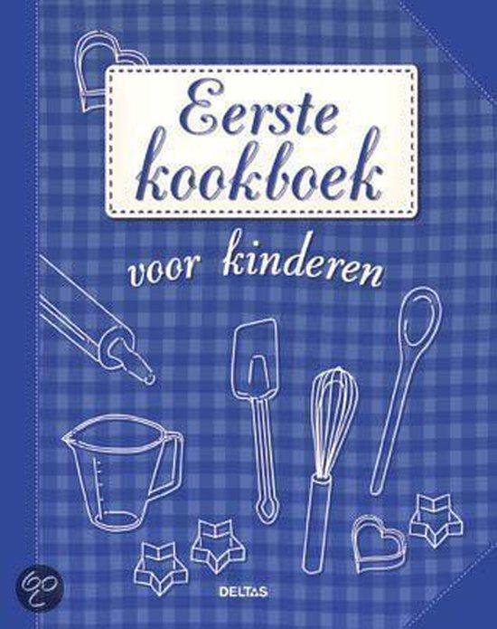Eerste Kookboek Voor Kinderen - Diversen |