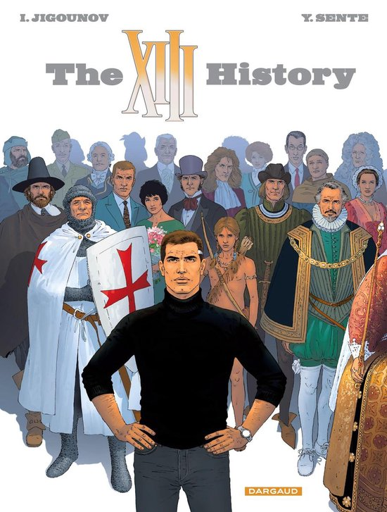 The XIII history - Youri Jigounov |