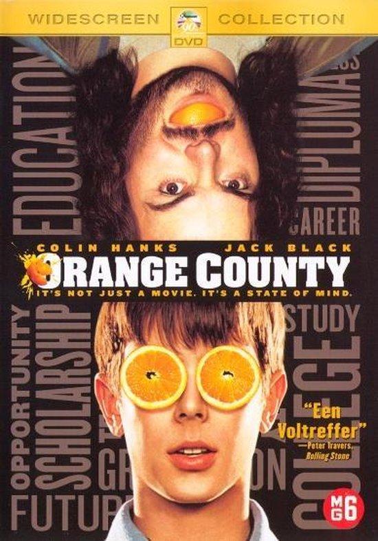 Cover van de film 'Orange County'