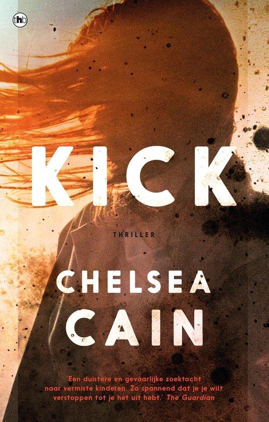 Kick - Chelsea Cain |