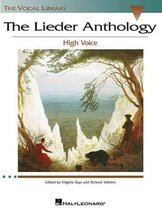 The Lieder Anthology - High Voice