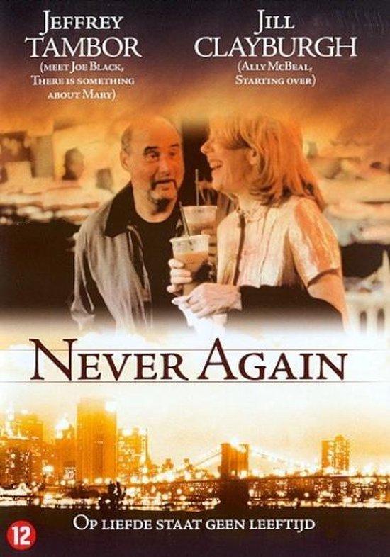 Cover van de film 'Never Again'