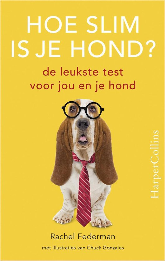 Harlequin- Hoe slim is je hond? - Rachel Federman pdf epub