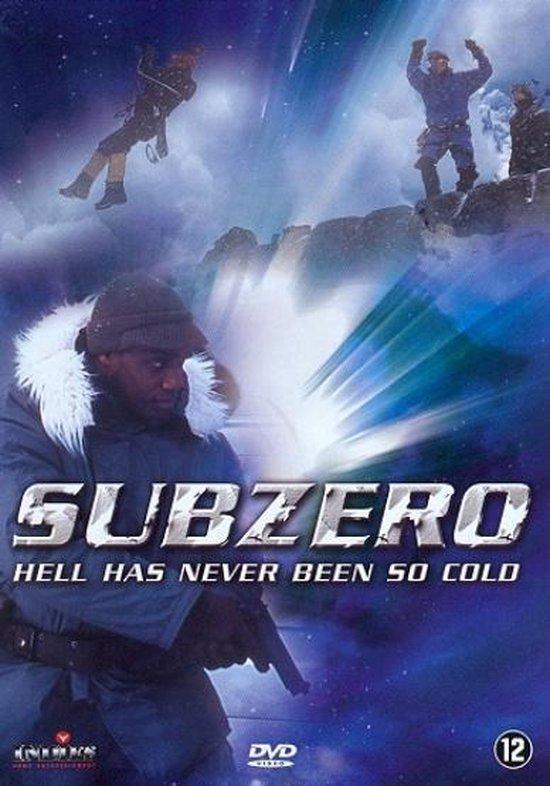 Cover van de film 'Sub Zero'