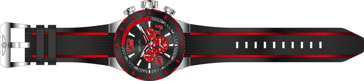 Horlogeband voor Invicta S1 Rally 21430