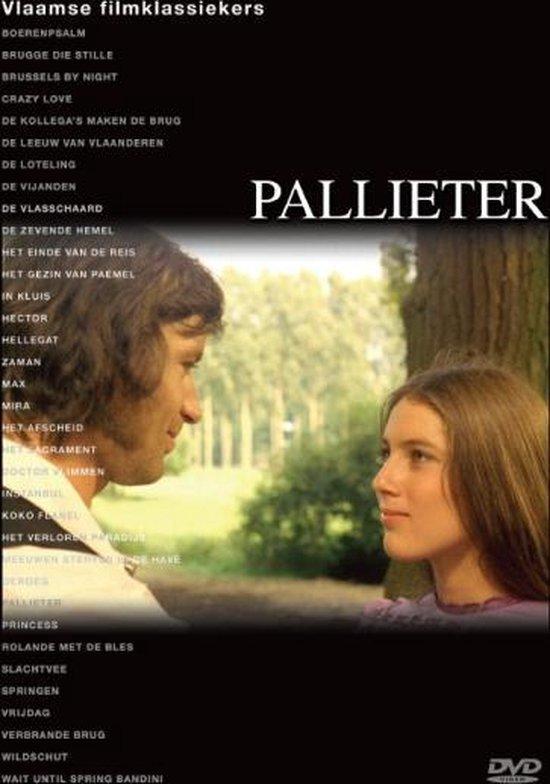 Cover van de film 'Pallieter'