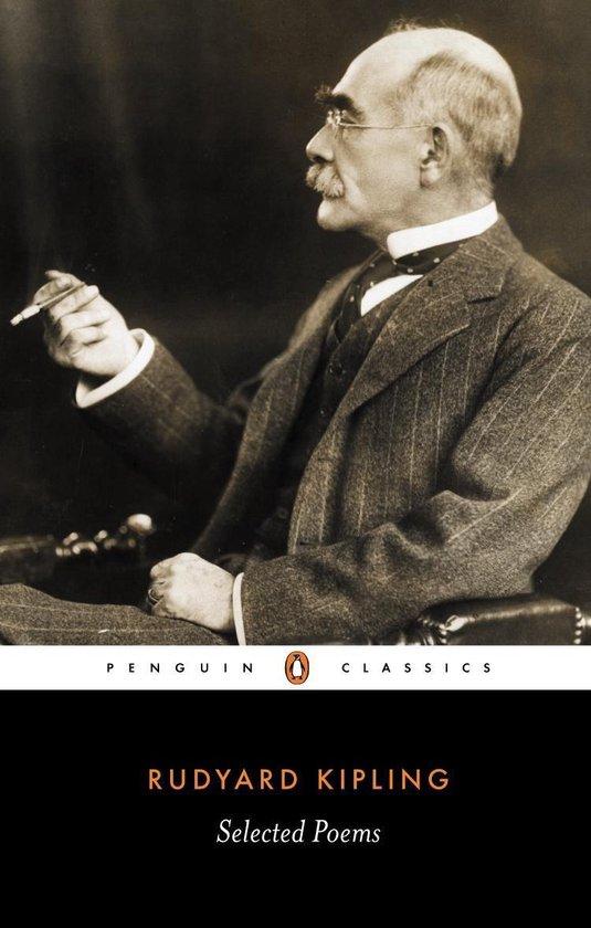Boek cover Selected Poems van Rudyard Kipling (Onbekend)