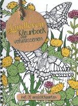 Afbeelding van Landleven kleurboek voor volwassenen