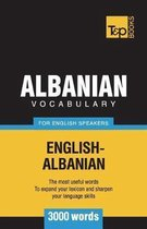 Albanian Vocabulary for English Speakers - 3000 Words