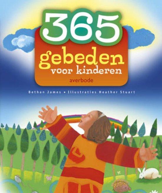 Cover van het boek '365 gebeden voor kinderen'