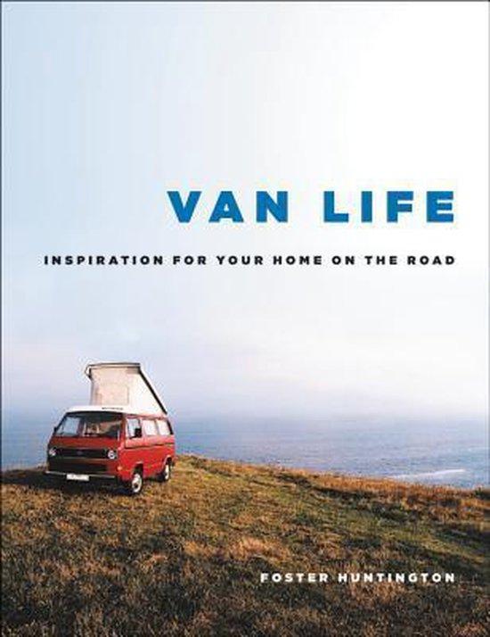 Boek cover Van Life van Foster Huntington (Hardcover)