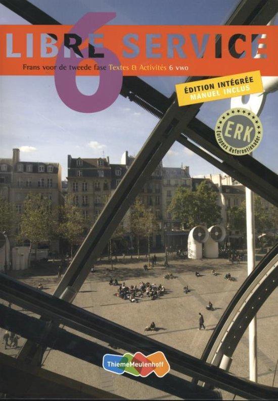 Libre Service / 6 Vwo - Nardy Frijters-Getkade |