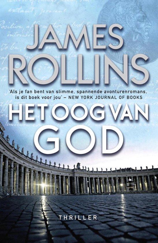 Het oog van God - James Rollins pdf epub
