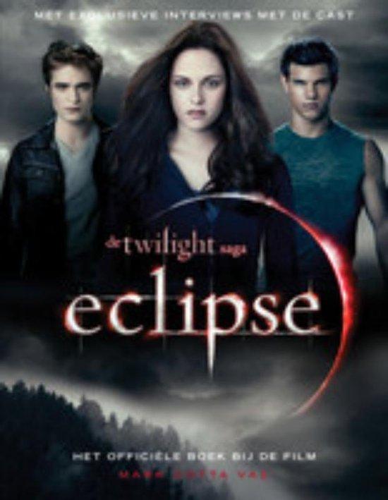 De twilight saga Eclipse : het officiële boek bij de film - Stephenie Meyer |