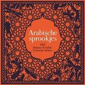 Boek cover Arabische sprookjes van Rodaan Al Galidi