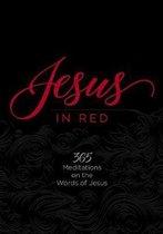 Jesus in Red