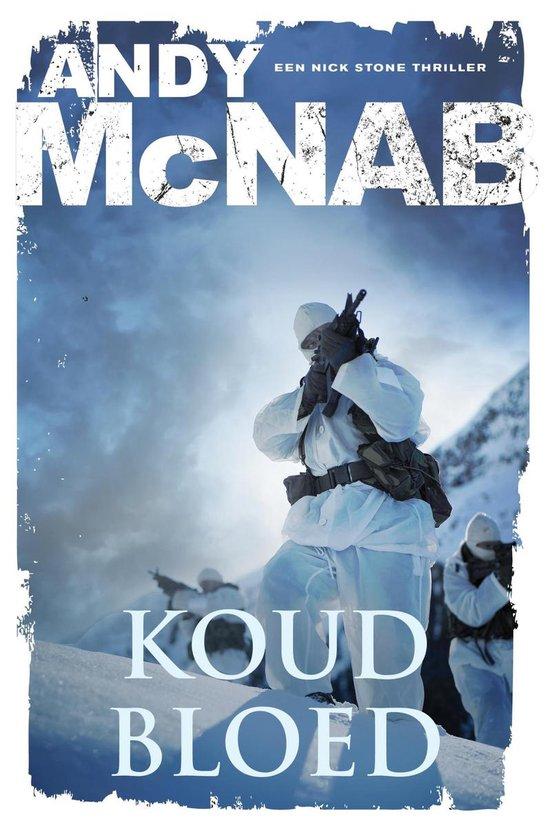 Nick Stone - Koud bloed - Andy McNab |
