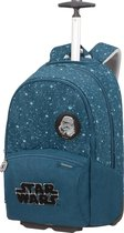 Samsonite Kinderrugzaktrolley - Color Funtime Disney Backpack/Wheels Star Wars (Handbagage) Star War