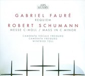 Faure: Requiem; Schumann: Mass in C minor
