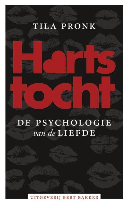 Cover van het boek 'Hartstocht' van Tila Pronk