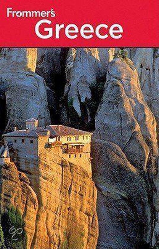 Boek cover Frommers Greece van John S. Bowman (Paperback)