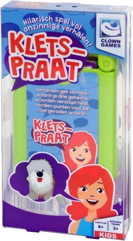 Clown Kletspraat