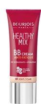 Bourjois Healthy Mix BB Cream Foundation - 01 Light - Beige
