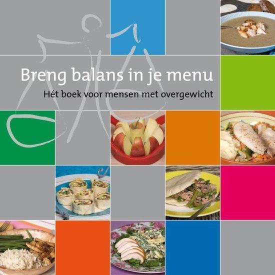Cover van het boek 'Breng balans in je menu'