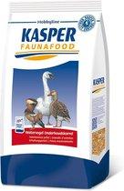 Kasper Faunafood Hobbyline - Watervogel Onderhoudskorrel - Buitenvogelvoer - 4 kg