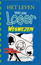 Boek cover Het leven van een Loser 12 -   Wegwezen van Jeff Kinney (Hardcover)