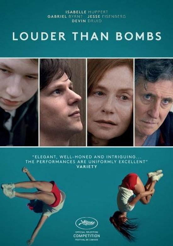 Movie - Louder Than Bombs
