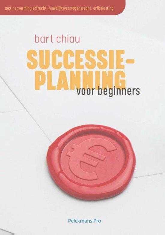 Successieplanning voor beginners - Chiau Bart |