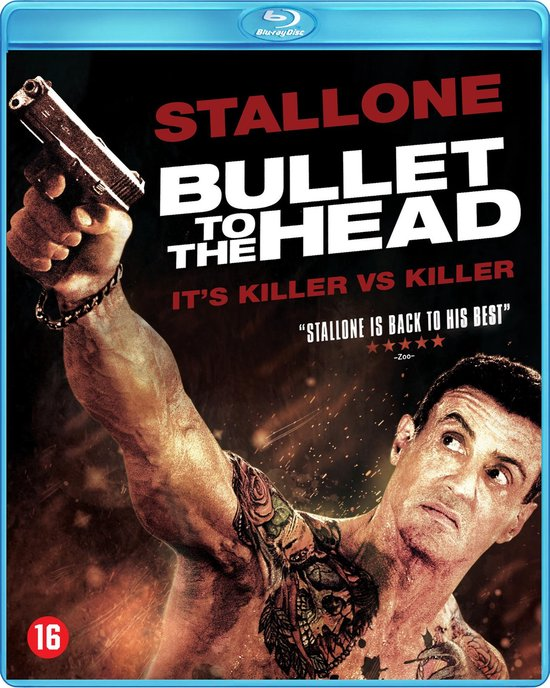 Cover van de film 'Bullet To The Head'