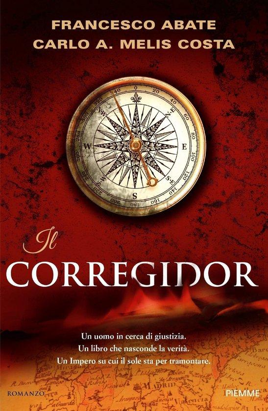 Boek cover Il corregidor van Francesco Abate (Onbekend)