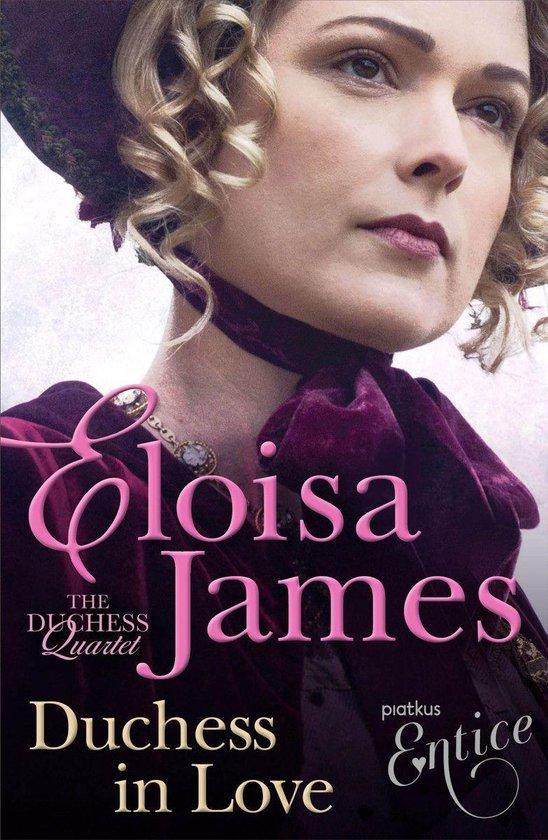 Boek cover Duchess in Love van Eloisa James (Onbekend)