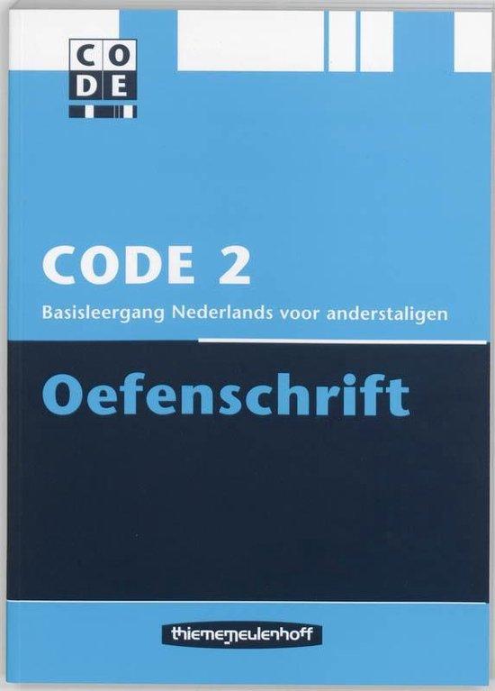 Code 2 Oefenschrift - T. Boers |