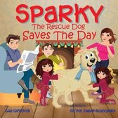 Sparky the Rescue Dog Saves the Day