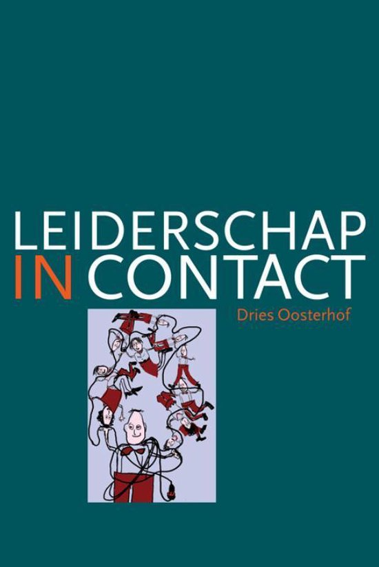 Leiderschap in contact - Dries Oosterhof pdf epub