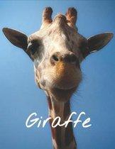 Giraffe Sketchbook