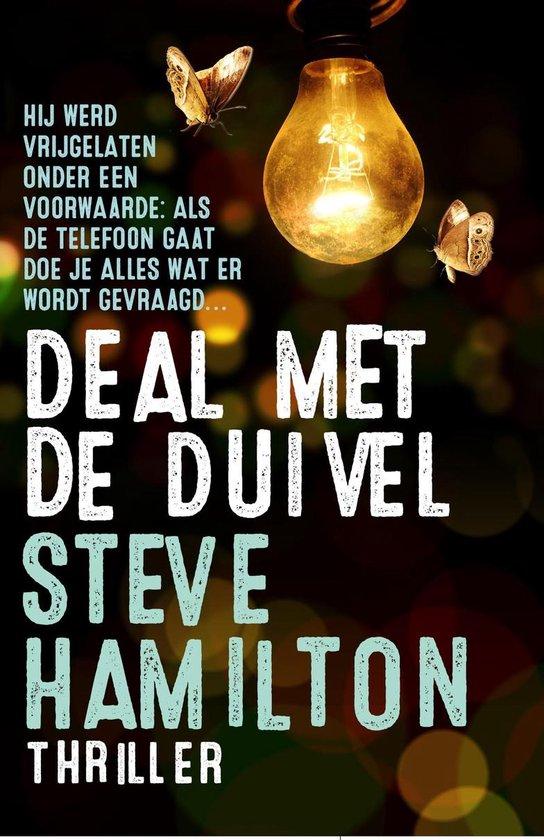 Deal met de duivel - Steve Hamilton pdf epub